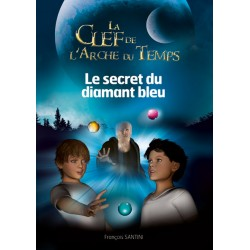 Tome 1 : Le secret du diamant bleu (MP3)